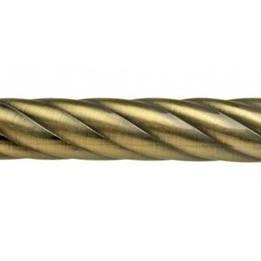 Карниз металевий, 25мм